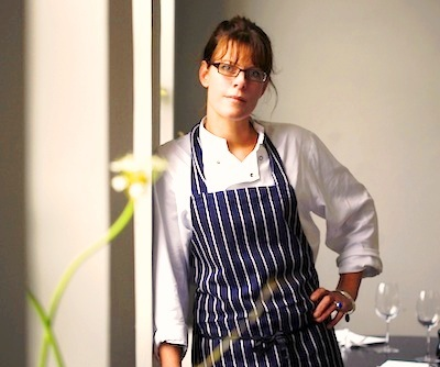 Chef Anna Hansen of The Modern Pantry