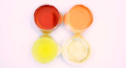 Lalani & Co: Glassware Colour