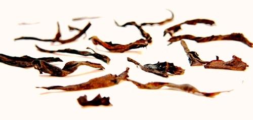 Lalani & Co: Jun Chiyabari Himalayan Imperal Black Tea Dry Leaves