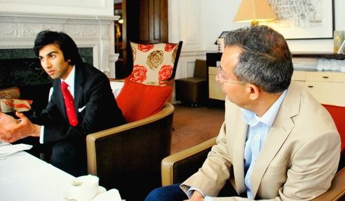 Lalani & Co: Jameel and Bachan at Brown's Hotel
