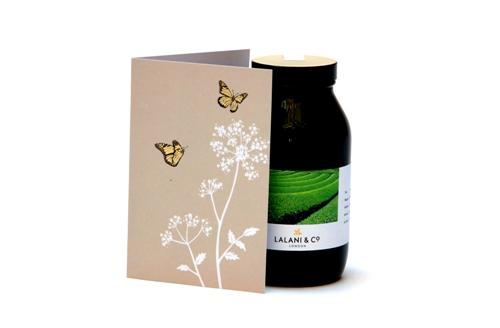 Lalani & Co: Christmas Gifts Yabukita Sencha Tea