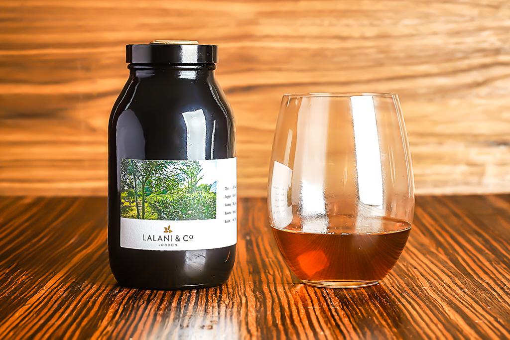 Lalani & Co London Tea: Big Island Tea Hawaii