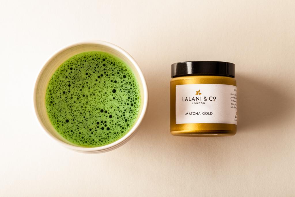 Lalani & Co London: Organic Matcha Gold Tea