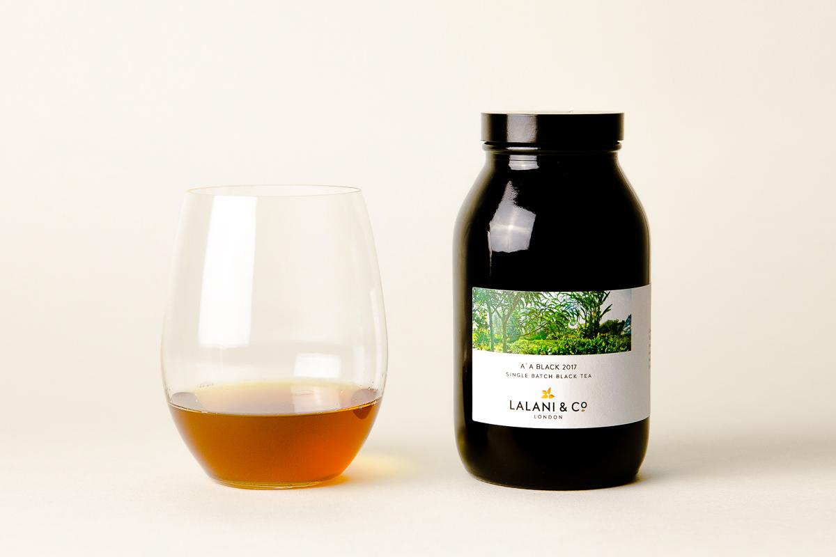 Lalani & Co London: A`a Black Tea Big Island Hawai`i