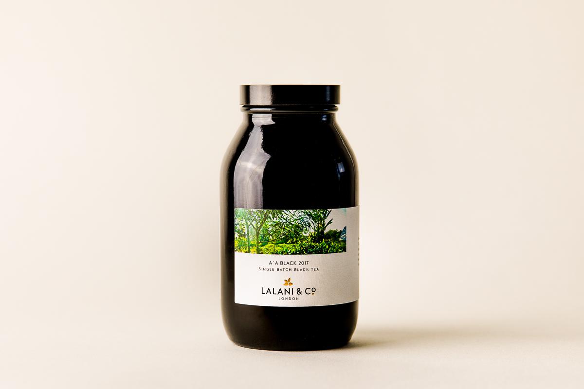 Lalani & Co: A`a Black Tea Hawai`i
