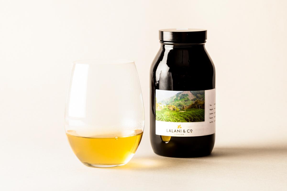 Lalani & Co London: Jade Mountain Oolong Tea Taiwan