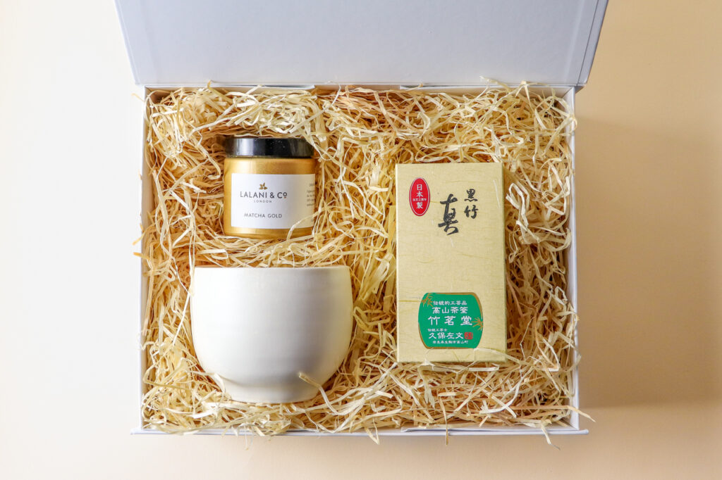 Lalani & Co: Luxury Matcha Gift Case
