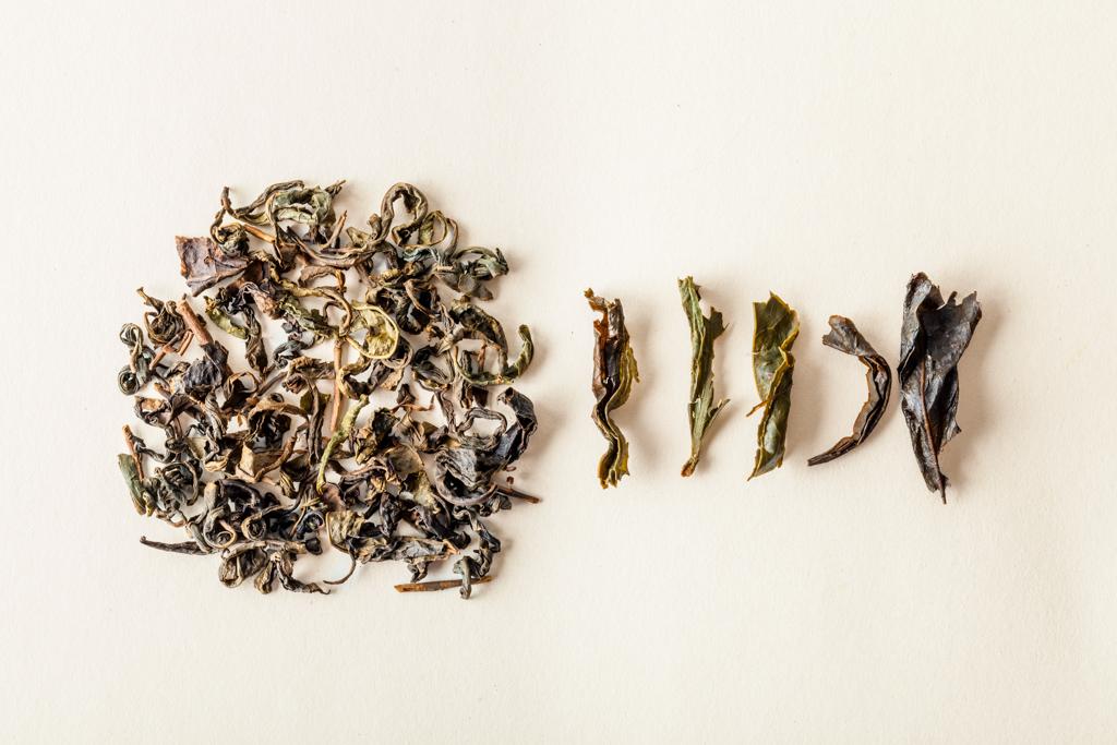 Lalani & Co: Kyoto Japanese Oolong Tea