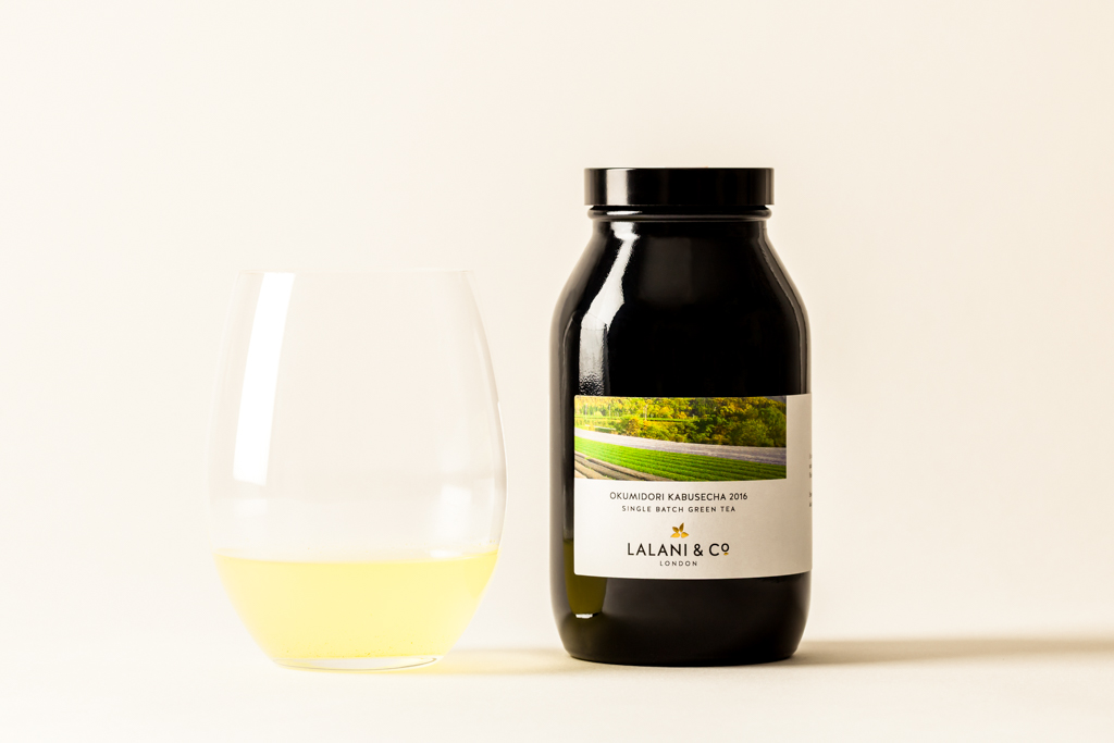 Lalani & Co: Okumidori Kabusecha 2016 Green Tea Japan Sencha Organic