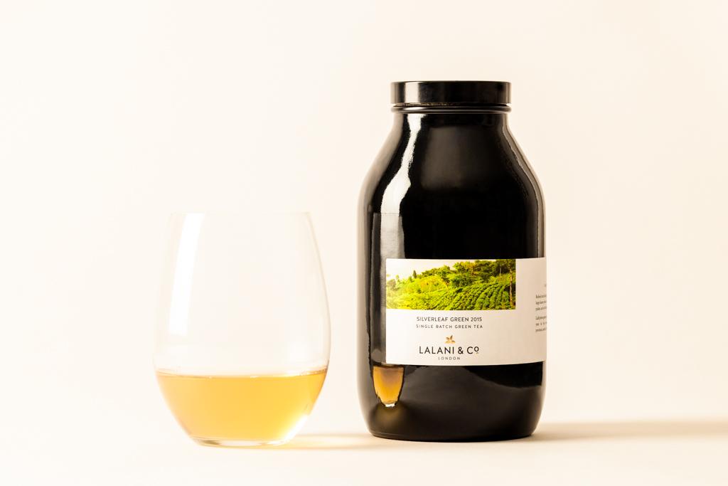 Lalani & Co: Organic Silverleaf Green Tea