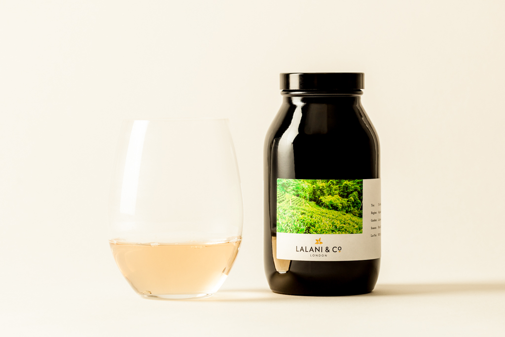 Lalani & Co: The Winter White 2013 Single Batch White Tea