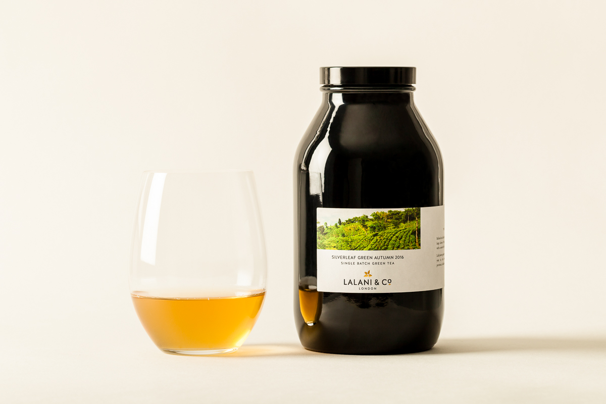 Lalani & Co London: Silverleaf Green Tea 2016