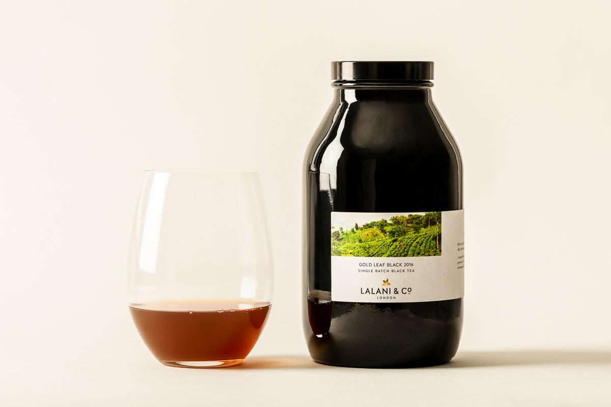 Lalani & Co London: Gold Leaf Black Tea Organic