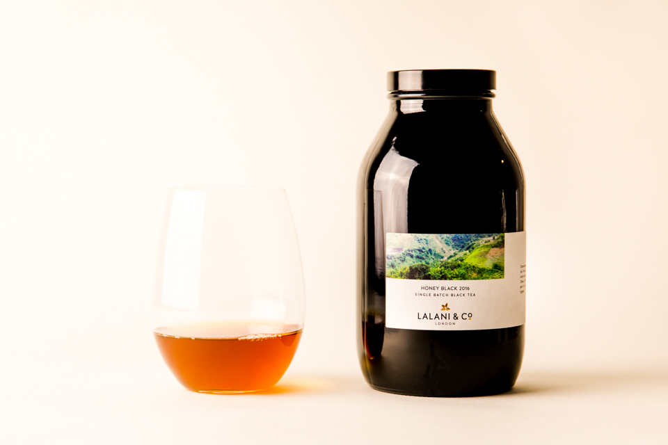 Lalani & Co London: Honey Black 2017 Taiwanese Black Tea