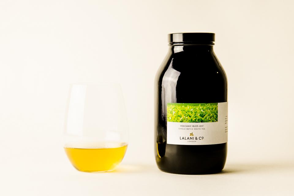 Lalani & co London: Volcanic Buds White Tea