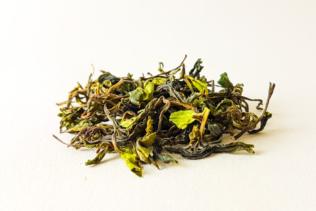 Lalani & Co: Hand Rolled Oolong 1st Flush 2020 Tea Himachal Pradesh