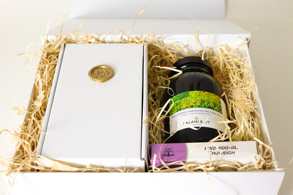 Lalani & Co London: Fine Tea Starter Set