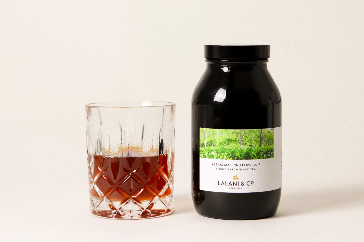 Lalani & Co London: Assam Malt 2nd Flush 2017