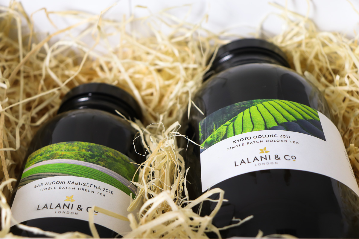 Lalani & Co London: Japanese Tea Gift Case