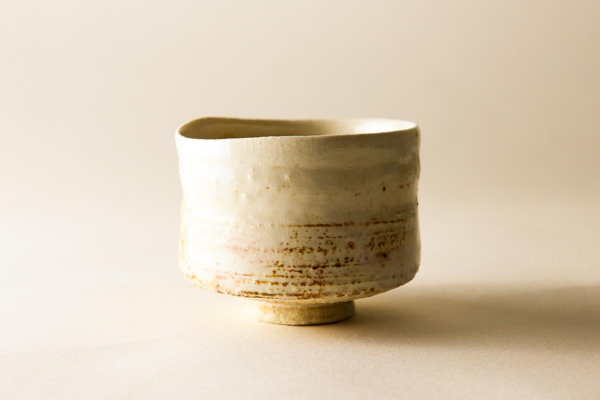 Lalani & Co: Lise Herud Braten Handmade Matcha Bowl Chawan