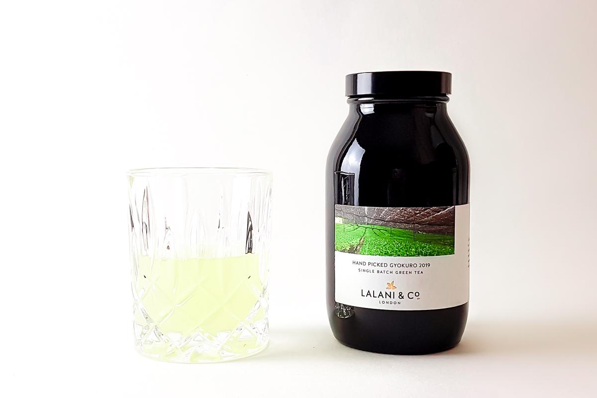 Lalani & Co London: Organic Handpicked Gyokuro Yabukita Japanese Green Tea