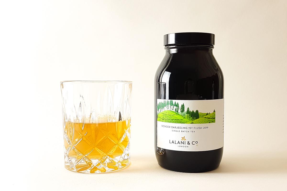 Lalani & Co: 1st Flush Darjeeling 2020 Pre Release Tea