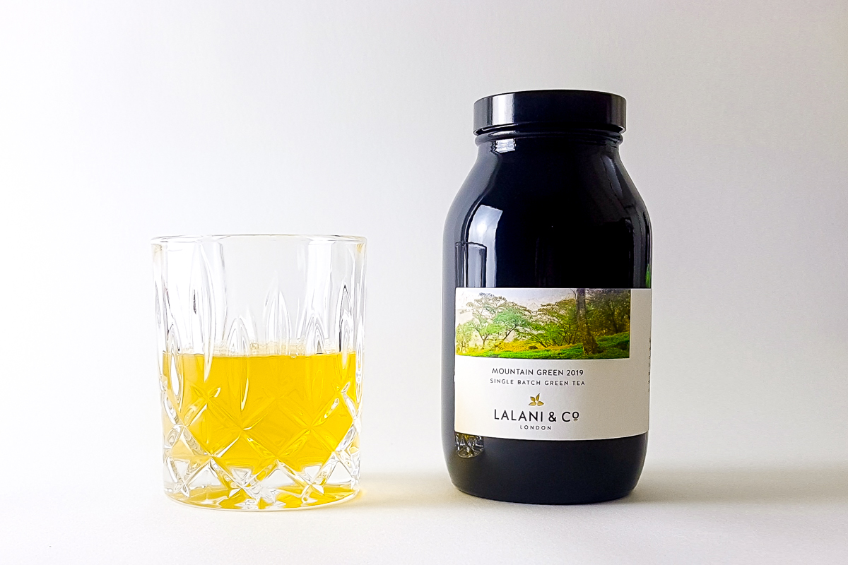 Lalani & Co London: Mountain Green Tea