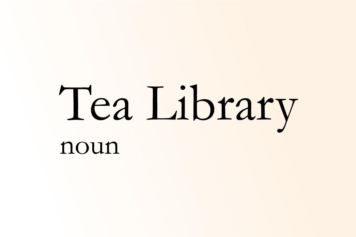 Lalani & Co: Tea Library